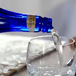 Mineral Water Will Now Arrive at the Table in Its Bottle (2009)