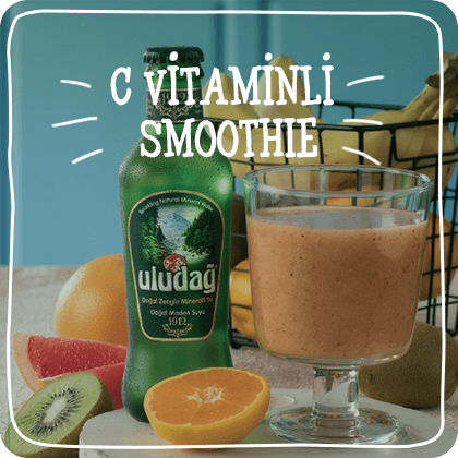 C Vitaminli Smoothie
