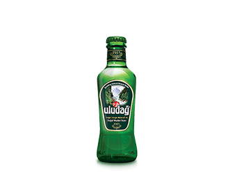 Uludağ Natural Mineral Water 200 ml Glass Bottle