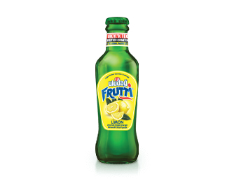 Uludağ Frutti Lemon Flavored 200 ml Glass Bottle