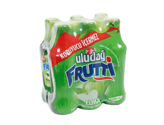 Uludağ Frutti Apple Flavored 6x200 ml MultiPack