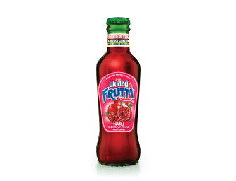 Uludağ Frutti Pomegranate 200 ml Glass Bottle