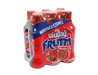 Uludağ Frutti Pomegranate 6x200 ml MultiPack