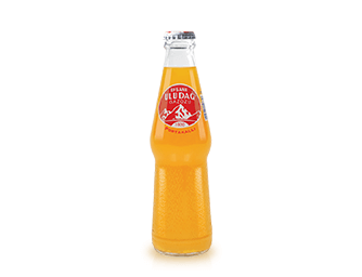 Legendary Uludağ Gazoz Orange 250 ml Glass Bottle