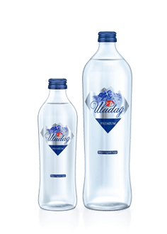 Uludağ Premium Glass Bottle